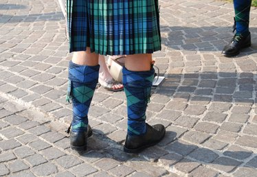 How to Make a Child's Kilt