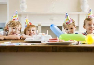 Fun 4 Year Old Girl Birthday Parties Ideas