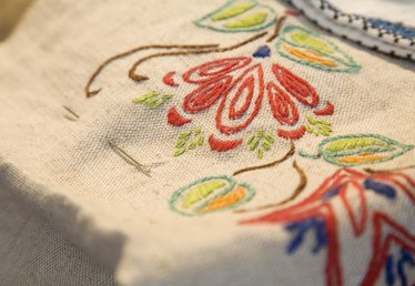How to Build an Embroidery Frame