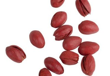 Why Pistachios Are Dyed Red