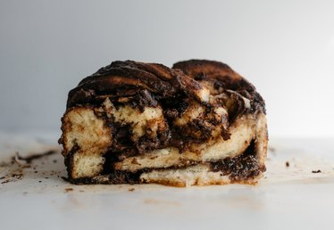 Chocolate Hazelnut Babka Recipe Tutorial