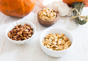 Three Ways to Roast Pumpkin Seeds This Fall