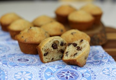 You'll Fall in Love With This Chocolate Chip Muffin Recipe
