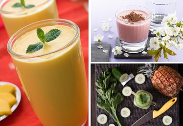 Drink These Smoothie Recipes to Boost Your Metabolism