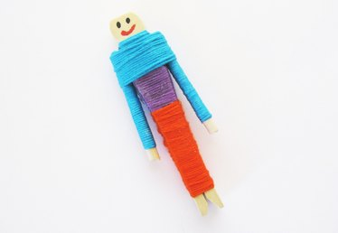 How to Make Worry Dolls for Children