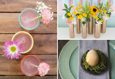 17 Cheap & Easy DIY Easter Decorations Your Home Needs