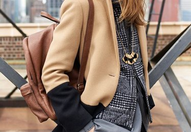 The Chic Guide to Backpacks