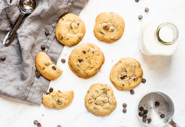 Easy Classic Chocolate Chip Cookies Recipe