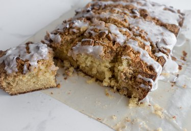 Cinnamon Toast Crunch Coffee Cake Recipe