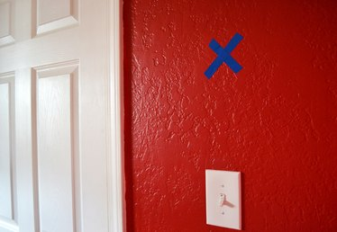 How to Cover Red Paint