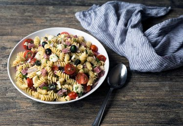Easy to Make Italian Pasta Salad Recipe
