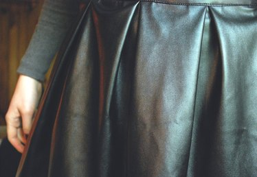 How to Get Wrinkles Out of Leather