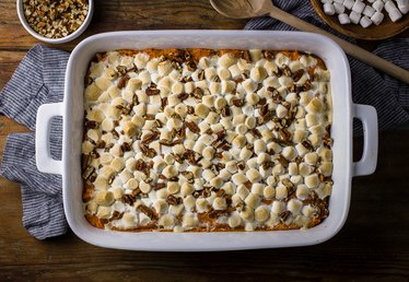How to Make the Most Delicious Sweet Potato Casserole
