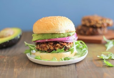 How to Make Spicy Veggie Burger Patties
