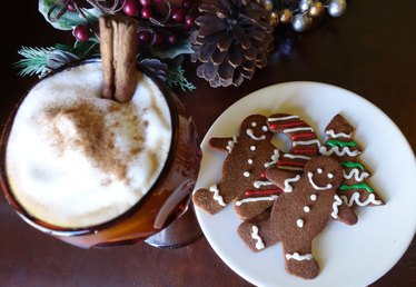 The Best Gluten Free, Low Carb Gingerbread Cookies Recipe