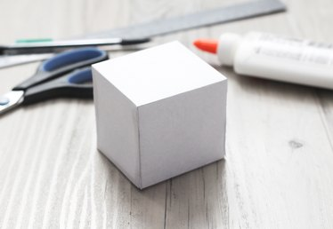 How to Make 3D Shapes Out of Paper