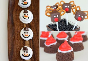 Easy to Make No-Bake Holiday Cookies & Treats