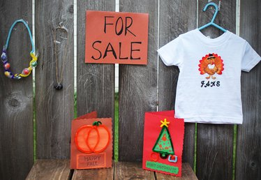 Easy Crafts for Kids to Make & Sell