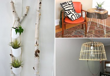 6 DIYs to Get the Modern Rustic Look on a Budget