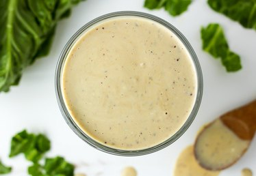 How to Make Real Caesar Salad Dressing