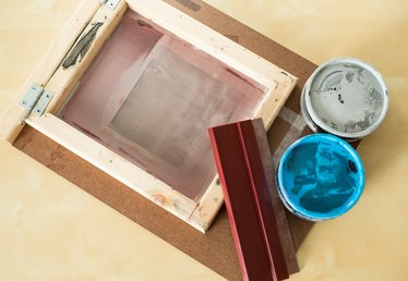 How to Make a Homemade Screen Printing Emulsion