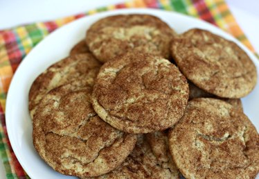 Easy to Make Snickerdoodle Cookies Recipe