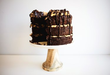 How to Make a German Chocolate Cake From Scratch