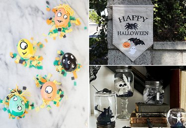How to Prep for Halloween in One Weekend