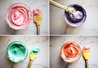How to Mix Food Coloring to Create Beautiful Desserts