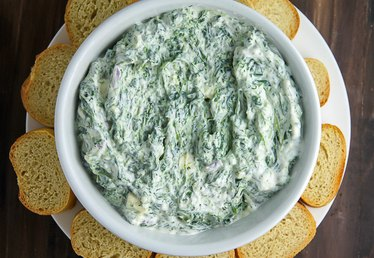 Creamy Greek Yogurt Spinach Dip (Your New Favorite Go-To Recipe)
