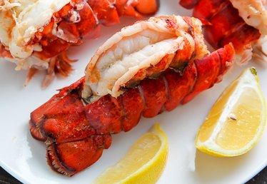 How to Steam Lobster Tails
