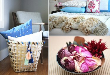 How to Make Your Rental Cozy (When It's Kind of a Sh*thole)