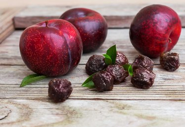 How to Turn Plums Into Prunes
