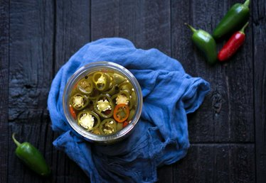 Easy to Make Pickled Jalapenos Recipe
