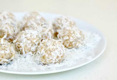 Coconut Snowball Cookies Recipe