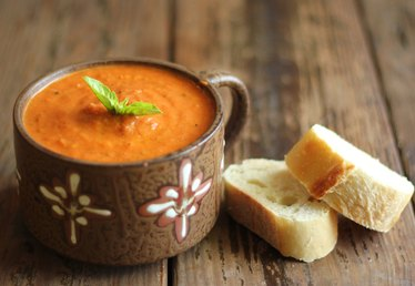 How to Make Carrabba's Tomato Basil Soup