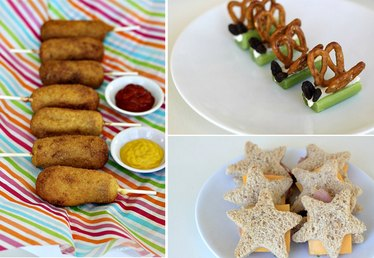 Finger Foods for Kids' Parties
