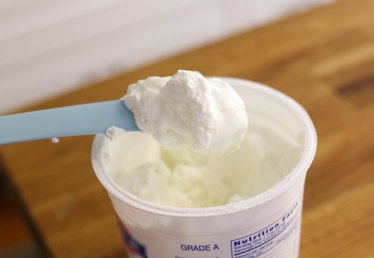 How to Make Greek Yogurt Taste Like Sour Cream