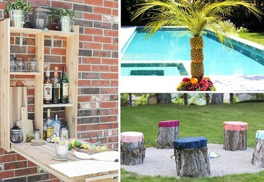 How to Decorate Your Yard for a Summer Barbecue