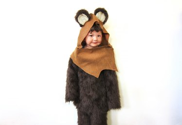 How to Make a Star Wars Ewok Costume for Kids