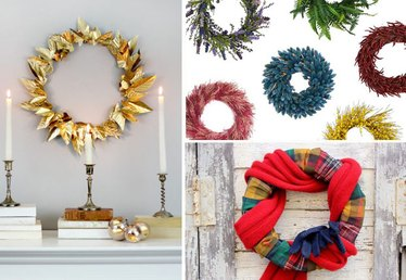 Fall Wreaths You Can Easily DIY
