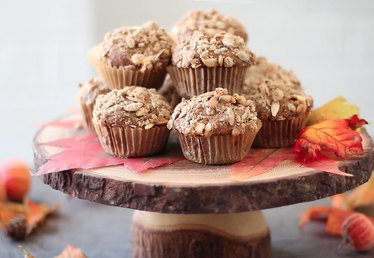 Welcome Fall With These Pumpkin Spice Latte Muffins