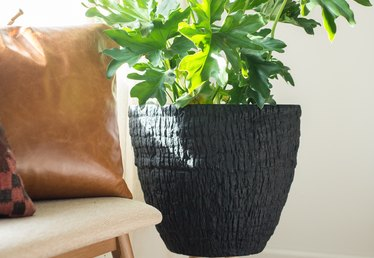 How to Make a Tapered Wooden Leg Planter