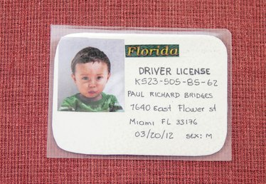 How to Make a Pretend Driver's License for Kids