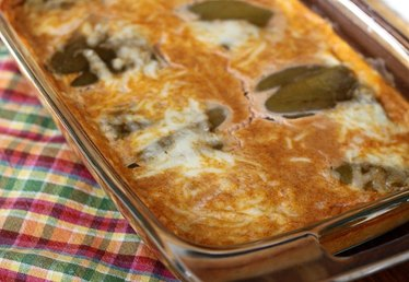 Chile Relleno Casserole Recipe