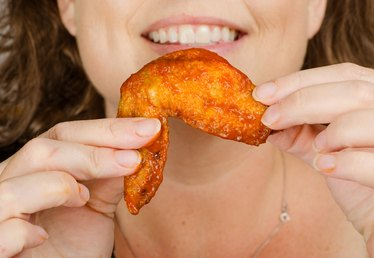 How to Clean Chicken Wings