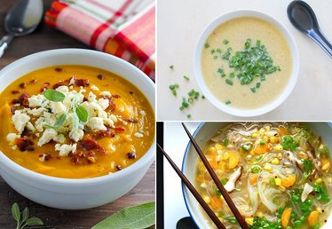 Easy Soup Recipes to Make for Weeknight Dinners