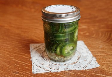 How to Pickle & Can Sliced Jalapeno Peppers