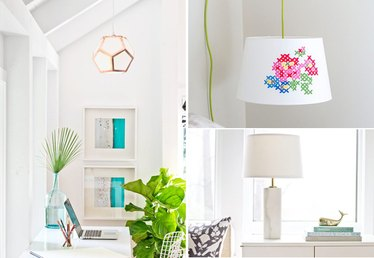 8 DIY Light Fixtures to Add Ambiance to Any Room