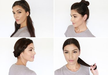 6 DIY Hairstyles That Take Second-Day Hair to the Next Level